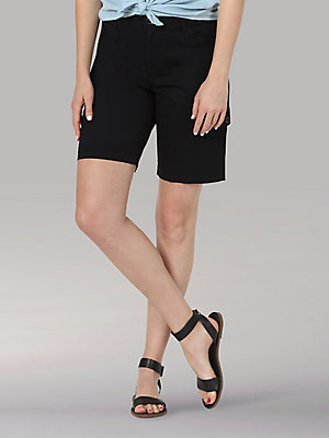 Women's Flex-to-Go Relaxed Fit Cargo Bermuda