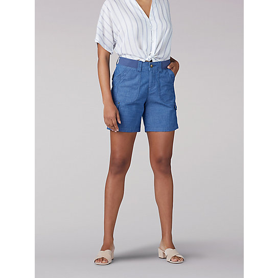 Flex-to-Go Relaxed Fit Cargo Short