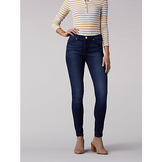 Sculpting Slim Fit Skinny Jean - Tall