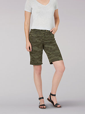 Women's Flex Motion Regular Fit Bermuda