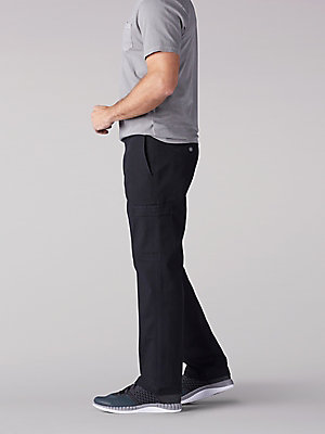 Men's Extreme Comfort Straight Fit Cargo Pant
