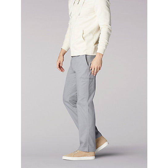 Extreme Comfort Straight Fit Cargo Pant