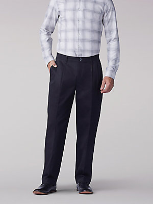 Men's Total Freedom Pleated Relaxed Fit Pant