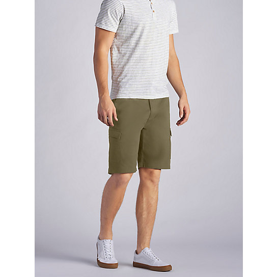 Men's Extreme Comfort Cargo Shorts - Big & Tall