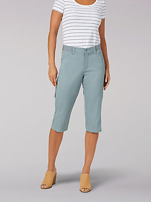 Women's Flex-to-Go Relaxed Fit Cargo Skimmer (Petite)