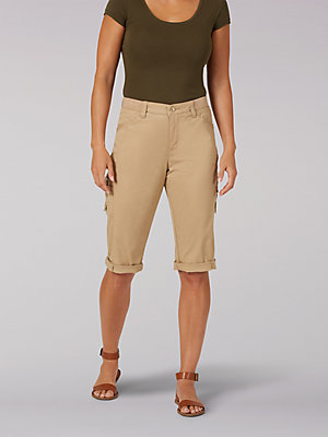 Women's Flex-to-Go Relaxed Fit Cargo Skimmer
