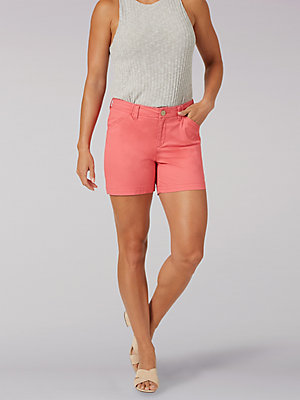 Women's Regular Fit Chino Short