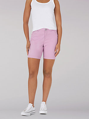 Women's Regular Fit Chino Walkshort