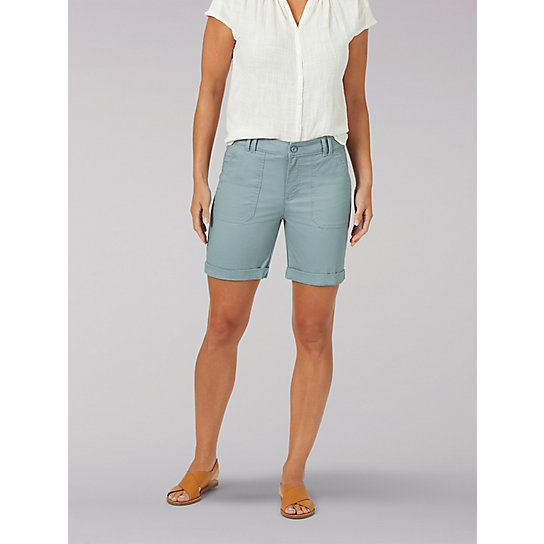 Regular Fit Utility Chino Walk Short