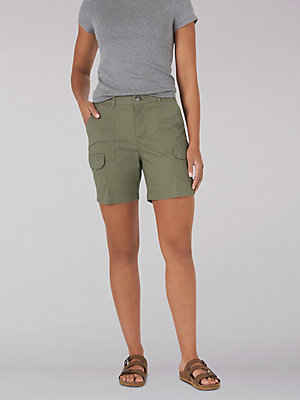 Women's Flex-to-Go Relaxed Fit Cargo Short