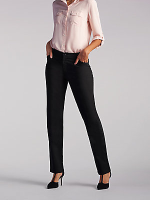 Women's Relaxed Fit Straight Leg Pant All Day Pant