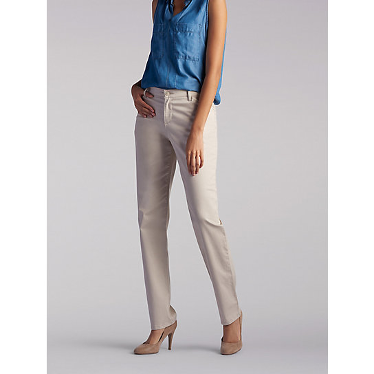 Relaxed Fit Straight Leg Pant (All Day Pant)