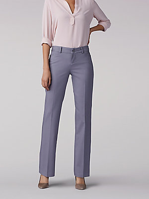 Women's Secretly Shapes Straight Leg Pant