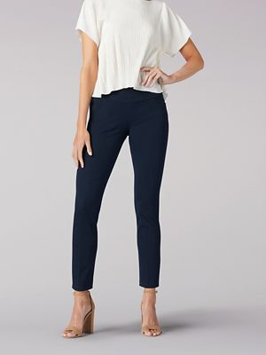 Women's Sculpting Slim Leg Pull on Pant