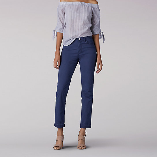 Modern Series Renee Slim Girlfriend Pants