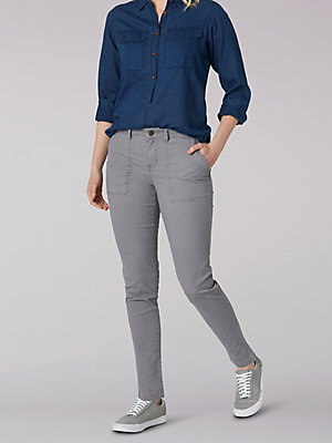 Women's Legendary Slim Tapered Utility Pant