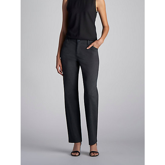 Relaxed Fit Straight Leg Pant (All Day Pant) - Tall