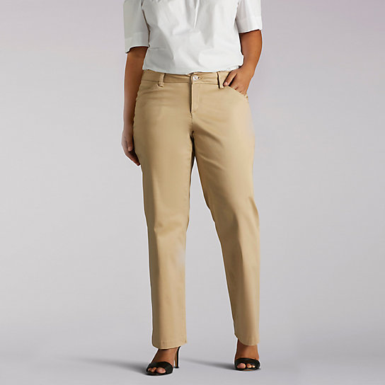 Curvy Fit Maxwell Trouser - Plus