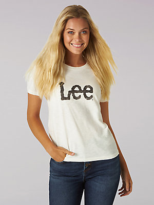 Women's Legendary Lee Logo Tee