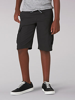 Boys' Boy Proof Pull-On Crossroad Cargo Short - 4-7X