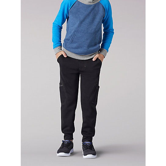 Extreme Comfort Pull-On Boys Jogger - 4-7