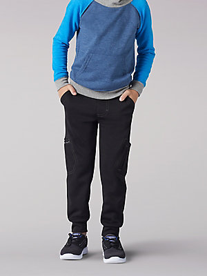 Boy's Extreme Comfort Pull-On Jogger - 4-7