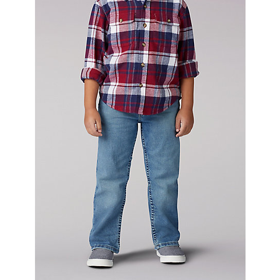 Boy Proof Regular Fit Boys Jeans - 4-7