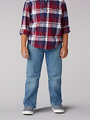 Boy's Boy Proof Regular Fit Jean - 4-7