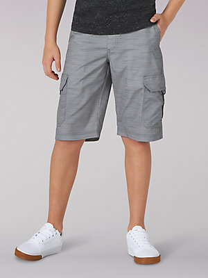 Boys' Boy Proof Pull-On Crossroad Cargo Short - 8-18