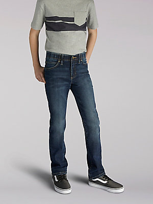 Boy's X-Treme Comfort Slim Fit Jean - Husky