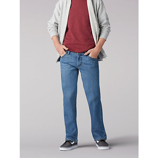 Boy Proof Regular Fit Boys Jeans - Husky