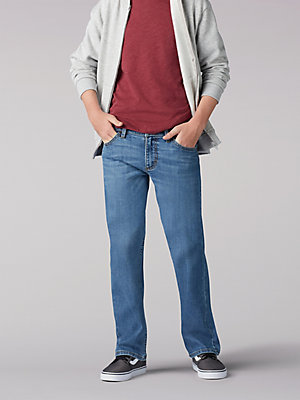 Boy's Boy Proof Regular Fit  Jean - Husky
