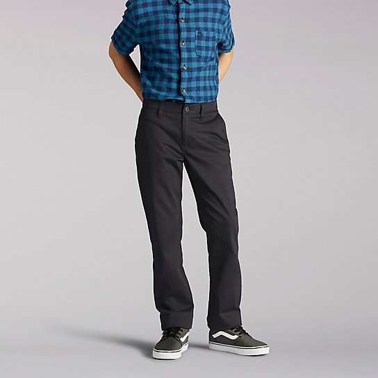 X-Treme Comfort Slim Boys Chinos - 8-18