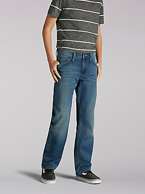 Boy's Lee Sport X-treme Comfort Straight Fit Jean - 8-18