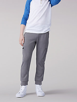 Boy's Extreme Comfort Pull-On Jogger - 8-18