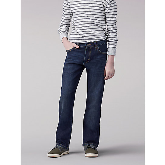 Boy Proof Straight Fit Straight Leg Boys Jean - 8-18