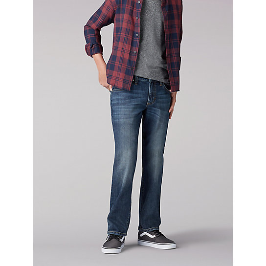 Boy Proof Relaxed Fit Boys Jeans - 8-18