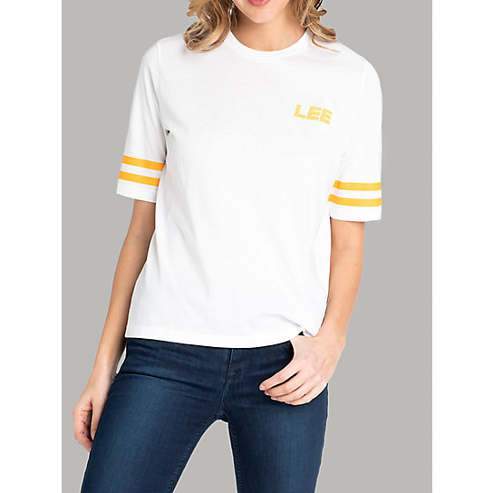 Women's Lee European Collection - Lee Jeans Tee