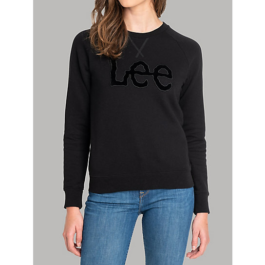 Lee European Collection - Essential Logo Sweatshirt