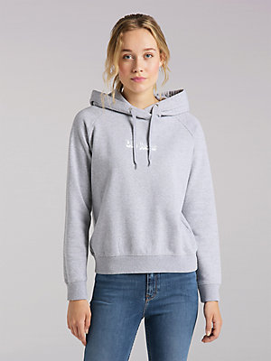 Women's Lee European Collection Lee Jeans Graphic Hoodie
