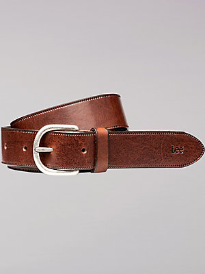 Women's Lee European Collection Leather Belt