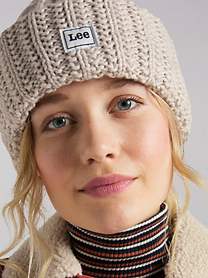 Women's Lee European Collection Winter Beanie
