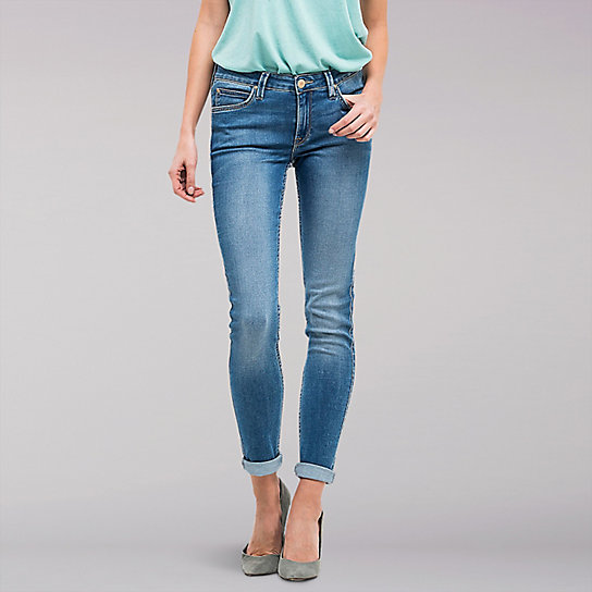 Lee European Collection  - Jodee Super Skinny Fit Ankle Jean