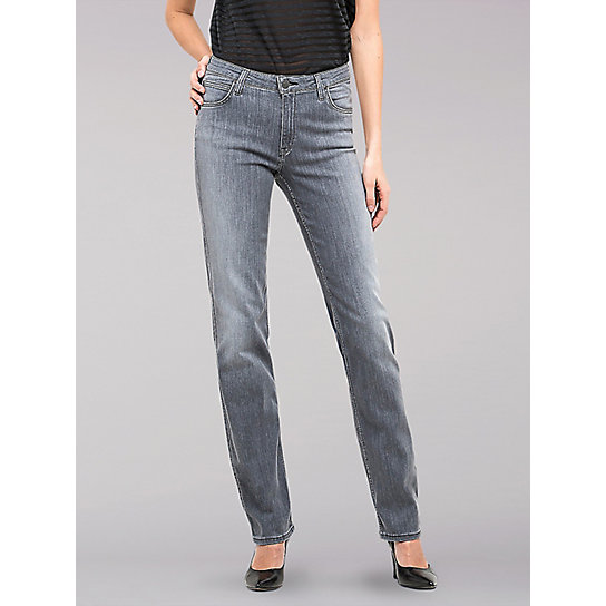Lee European Collection  - Marion Straight Leg Jeans