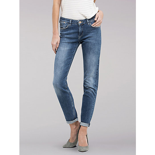 Lee European Collection  - Scarlett Selvedge Skinny Ankle Jeans