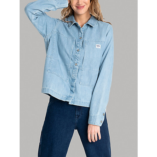 Women's Lee European Collection - Workwear Overshirt