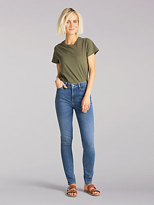 Women's Lee European Collection Scarlett High Rise Skinny Jean