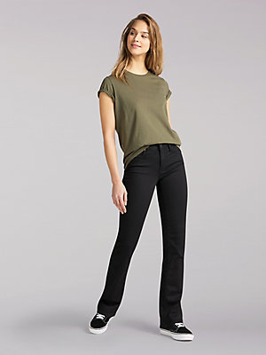 Women's Lee European Collection Hoxie Skinny Bootcut Jean