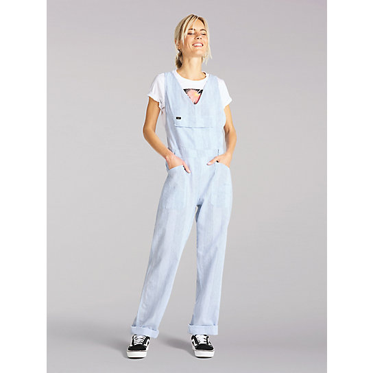 Women's Lee European Collection Pipes Jumpsuit