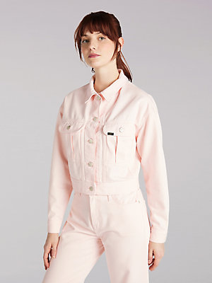 Women's Lee European Collection Cropped Jacket